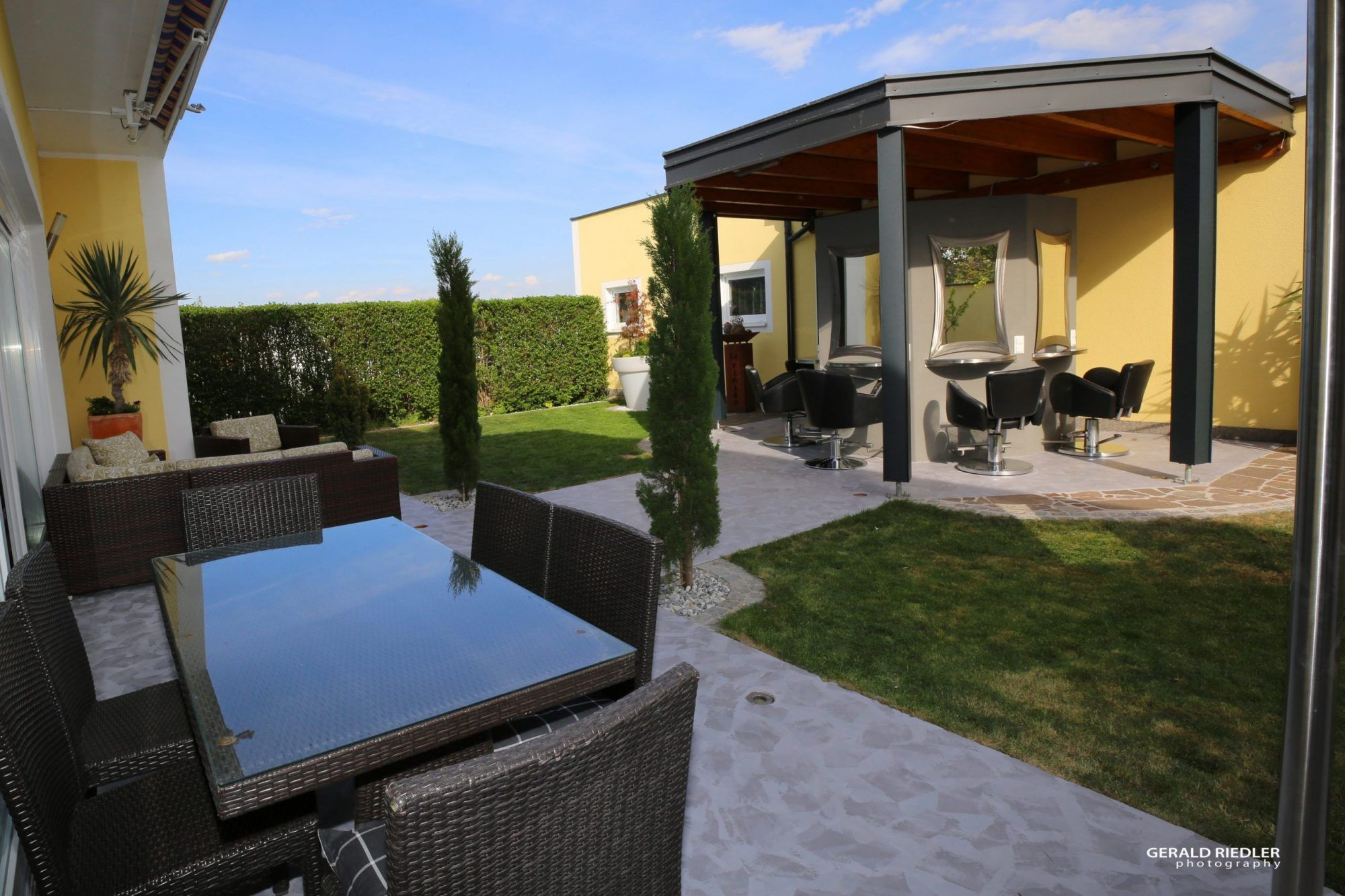 Le Figaro Petzenkirchen Garten